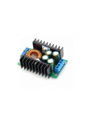 DC-DC 300W 10A CC CV Buck Converter Step-down Module - Constant Current Constant Voltage Power Supply Module - 6-40V Input 1.2V-36V Output (300W 10A)