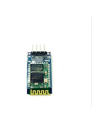 HC-06 V2.0+EDR - Wireless Bluetooth Serial RS232 Port UART Module - with Logic Level Converter - Slave OnlyHC-06 V2.0+EDR - Wireless Bluetooth Serial RS232 Port UART Module - for Arduino Android iOS - with Logic Level Converter - Slave Only