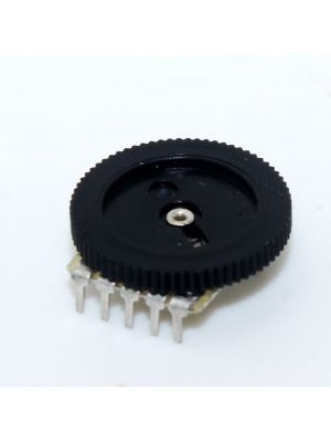 103 Gear Potentiometer Dial Potentiometer - 10K 16*2MM 5-Pin (15K)