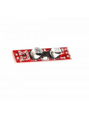 MAX9812L Electret Microphone Amplifier Board - DC 3.6V-6V - 25 x 20mm