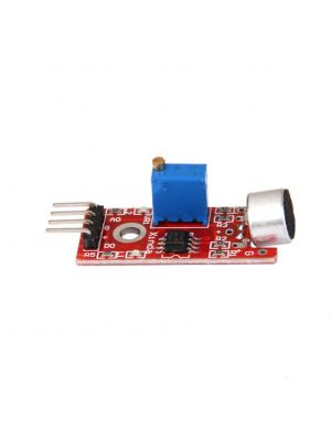 Generic PZIN14016717 Imported Dc 5V Microphone Mic Controller Sound Detection Sensor Module for Arduino …