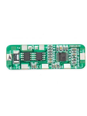 3S  4S 4A-5A - Battery Charging Module Pcb Bms Protection Board For 3 Packs 18650 Li-Ion Lithium Battery Cell