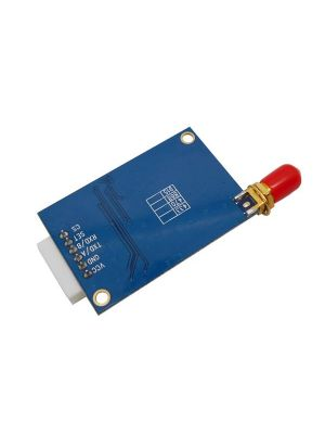 Lora611AES-100mW AES encrypted Anti interference Lora Wireless Transceiver Data Transmission Module