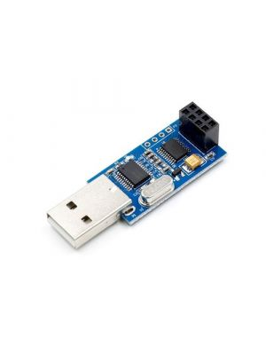 USB to NRF24L01 Converter CH340 Serial Port - Data Acquisition and programmer Module