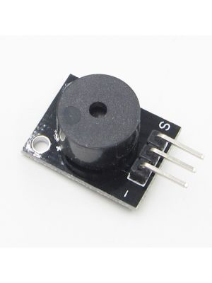 Passive Speaker Buzzer Module with PCB for Arduino and Raspberry pi
