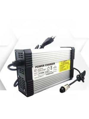 14S 58.8V 8A Electric Vehicle High Voltage Battery Charger For Li-ion Battery Electric Car