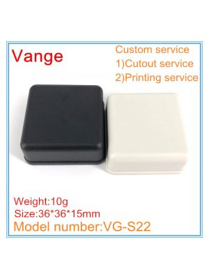 VG-S22 - Electronic enclosure project box IP54 ABS plastic case enclosures for wire connector