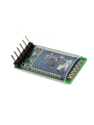 SPP-C BT V3.0 BT2.1+EDR - Wireless Bluetooth Serial Port UART Module - for Arduino Android iOS - with Logic Level Converter