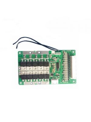 11S Lithium Battery PCB board and smart APP Bluetooth BMS with 20A constant discharge current and UART communication