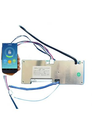 17S 62V Li-ion Battery smart Bluetooth BMS with 60A constant working current