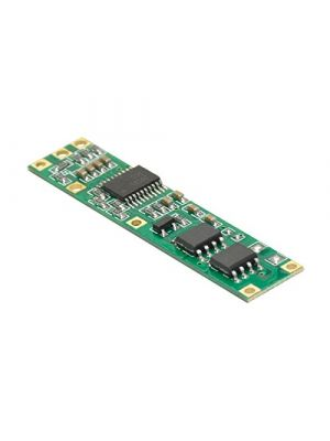 3S/12.6V or 4S/16.8V 2A BMS Battery Management Systems Protection PCB Board for 3-4 packs 18650 Li-ion lithium Battery Cell