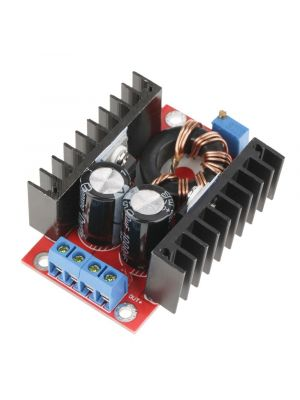 DC-DC 150W Step Up Converter Adjustable Voltage Power Supply Boost Module 12-32V to 12-35V