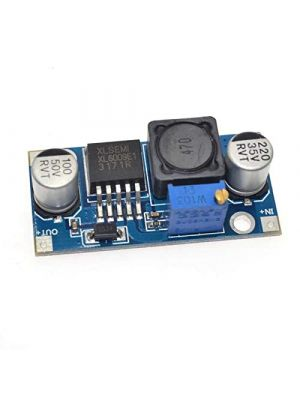 XL6009 DC-DC 3.0-30 V to 5-35 V Step-Up Boost with Adjustable Output Voltage Power Supply Module