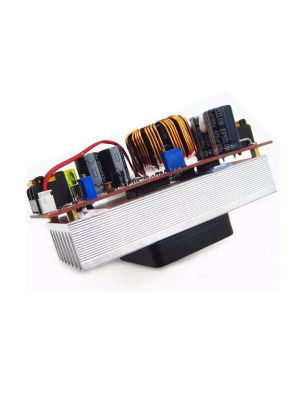 DC-DC 1500W 30A CC CV Boost Converter Step-up Module - Constant Current Constant Voltage Power Supply Module - 10V-60V to 12V-90V regulator