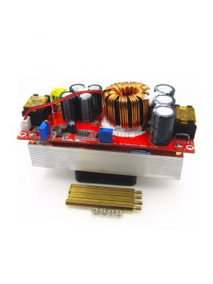 DC-DC 1800W 40A CC CV Boost Converter Step-up Module - Constant Current Constant Voltage Power Supply Module - 10V-60V to 12V-90V regulator