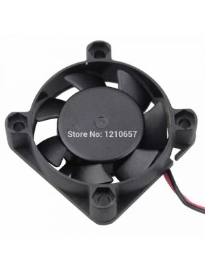 4010 5V DC Brushless Cooling Fan XH2.54 2Pin Sleeve Bearing 5500rpm