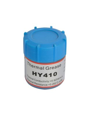 HY410 white thermal grease can with 10g