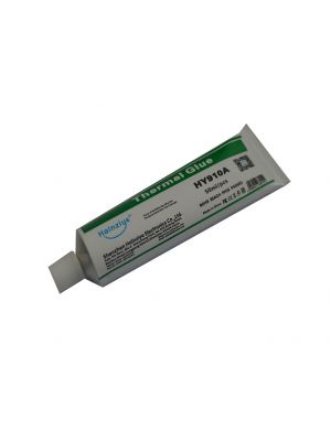HY910A white thermal glue with aluminum tube 5g