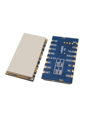Lora610AES-100mW AES Encrypted Lora Long Range Wireless Transceiver Data Transmission Module