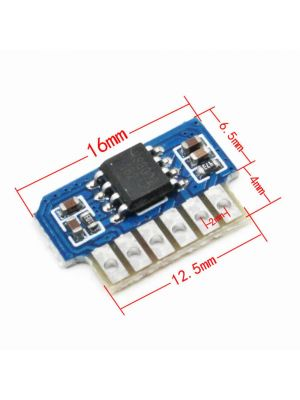 Mono 3W - 8002 mini Class D Digital Audio Power Amplifier Board DC 3V - 5V