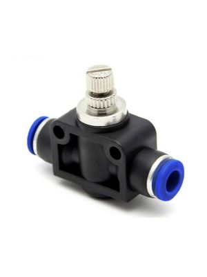 Pneumatic Push in Fitting - for Air / Water Hose and Tube Connector - 8mm PA