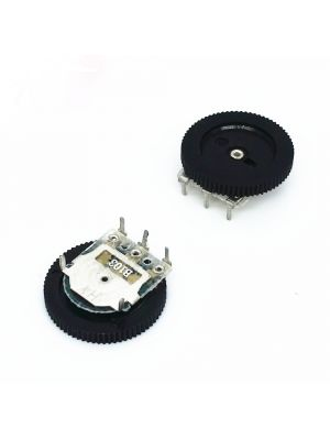103 Gear Potentiometer Dial Potentiometer - 10K 16*2MM 5-Pin (10K)