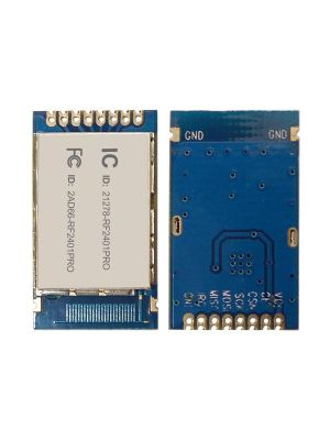 G-NiceRF |RF2401PRO 2.4GHz RF Module | nRF24L01+ Wireless transceiver module,Certified by FCC, ICID