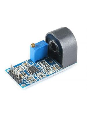 5A Single-Phase AC Current Sensor ZMCT103C with OP Amp - Non-invasive High Precision Current Transformer Module 5A/5mA