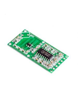 Microwave Radar Sensor Human Body Induction Switch Module