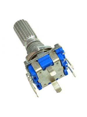 Rotary encoder - code switch/EC11/ digital potentiometer with switch 5Pin handle length (20MM)