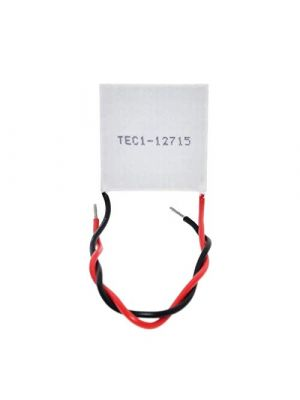 TEC1-12715 15A - 136.8W 12V-15.4V - tec Thermoelectric Cooler Peltier Module
