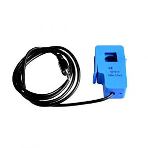 Current Transformer AC current sensor Non-invasive Split Core 100A SCT-013-000