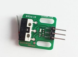 Collision detection module crash sensor collision switch keypad touch-button touch switch
