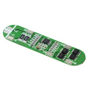 4S 6A 14.8V Battery Charging Module PCB BMS Protection Board For 4 Packs For lithium LicoO2 Limn2O4 18650 battery (1)