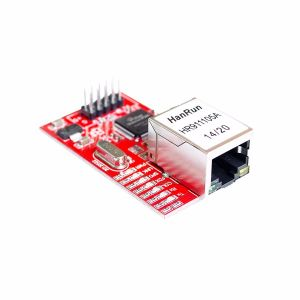 Mini W5100 LAN Ethernet Shield Network Module for Arduino and other MCU's