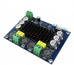 TPA3116D2 2 x 120W 12-26V - Dual Channel Stereo Mini Class D Digital Audio Power Amplifier Board