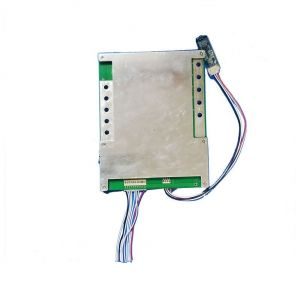 7S lithium ion Smart BMS with UART Communication and Bluetooth PCB with constant current 100A