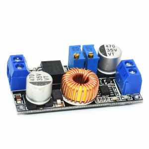 DC-DC Step Down Power Supply Module - Output Adjustable Buck Converter for Arduino replace lm2596 (5A CC CV)
