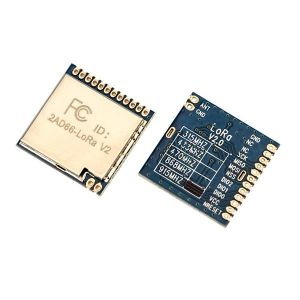 LORA1276-C1 sx1276 868Mhz lora module - 100mW long range wireless transceiver module RF module - Customizable frequency 137-1020MHz
