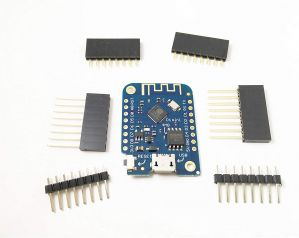 WEMOS D1 Official Development Board - ESP826X Based WiFi Microcontroller Module - Arduino MicroPython Compatible (LOLIN D1 Mini 3.1.0)