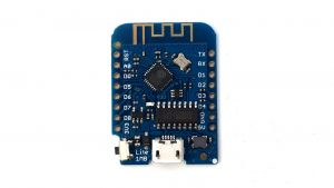 WEMOS D1 Official Development Board - ESP826X Based WiFi Microcontroller Module - Arduino MicroPython Compatible (WEMOS D1 Mini Lite V1.0.0)
