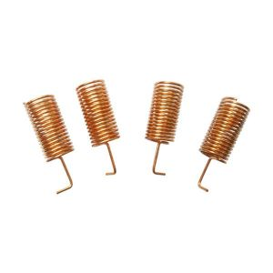 SW433-TH10 433MHz 11.3mm copper spring antenna