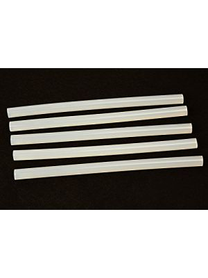 50pcs - 7mmx100mm Clear Glue Adhesive Sticks For Hot Melt Gun Car Audio Craft