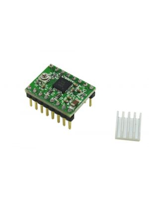 Stepper Driver A4988 Stepper Motor Driver Module With Heatsink