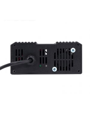 13S Lithium Battery Charger aluminum Case 48V- 54.6V 6A With SAA CE FCC ROHS Certification