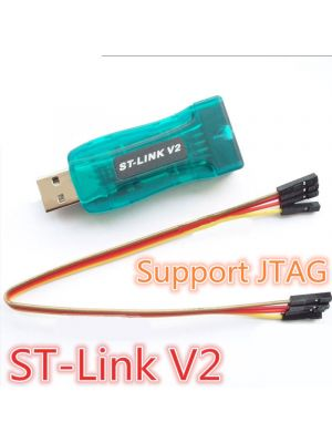ST-LINK V2 in-circuit debugger programmer for STM8 and STM32