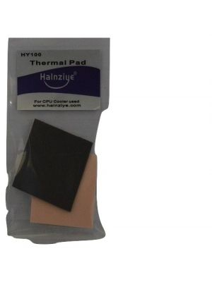 HY100 CPU/GPU Thermal pad 30*30*1.0mm Black