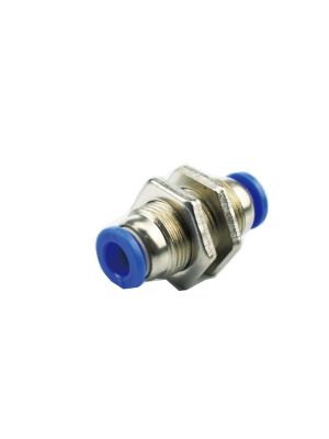 Pneumatic Push in Fitting - for Air / Water Hose and Tube Connector - 6mm PM
