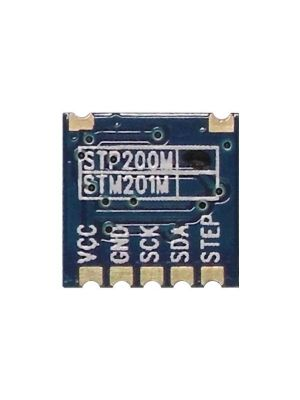 STP200M - IIC Interface - Embedded - 3D Pedometer Module