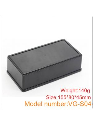 VG-S04 - Electronic enclosure project box IP54 ABS plastic case enclosures for wire connector